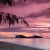 Image of Double Island and Palm Cove beach, Cairns, North Queensland, Australia