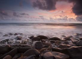 Image of sunrise over the Coral Sea, Port Douglas, North Queensland, Australia