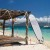 Image of boat shed at Welcome Bay, Fitzroy Island, Cairns, North Queensland, Australia