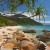 Image of beach at Welcome Bay, Fitzroy Island, Cairns, North Queensland, Australia