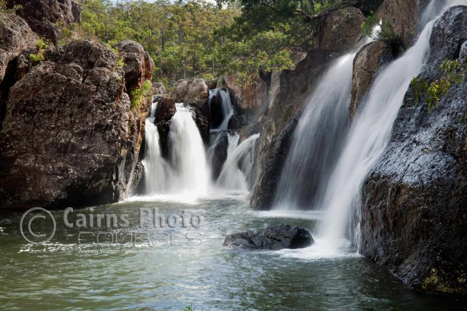 Image of Little Millstream Falls, Ravenshoe, Atherton Tablelands, North Queensland, Australia