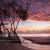 Image of Kewarra Beach at dawn, Cairns, North Queensland, Australia