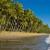 Image of Ellis Beach at dawn, Cairns, North Queensland, Australia