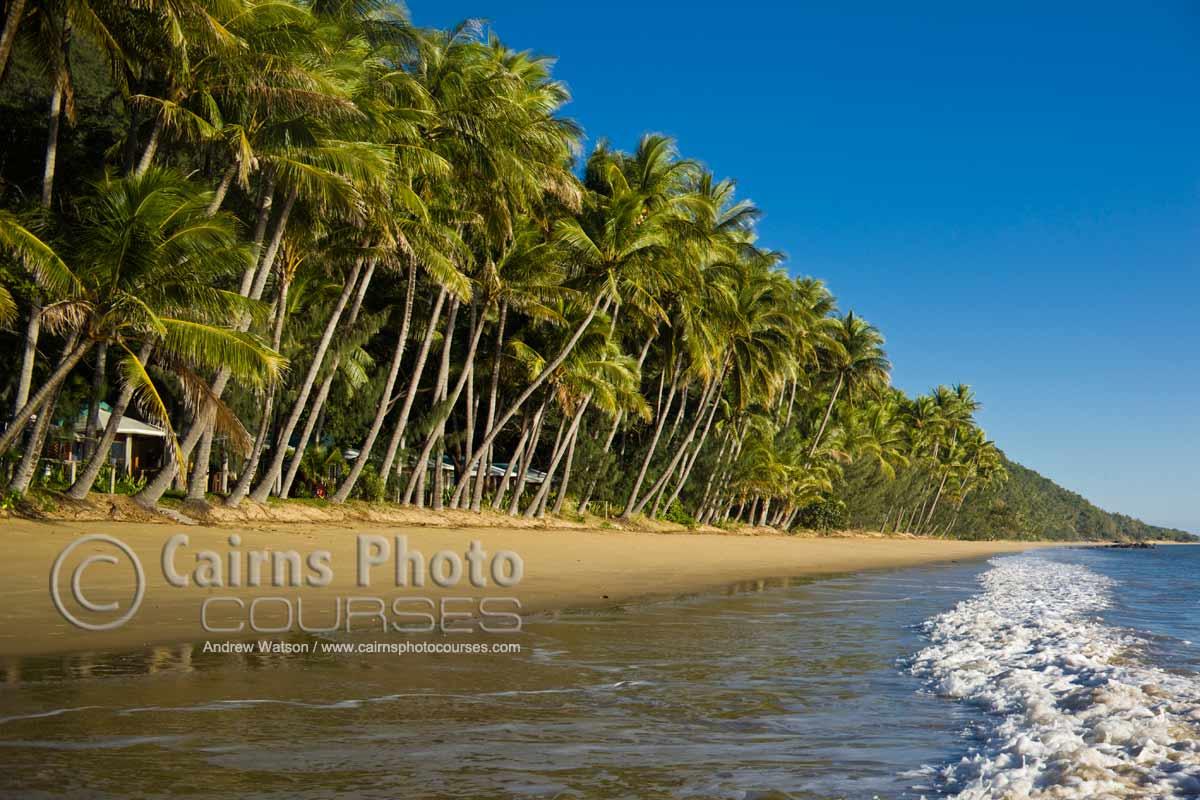 Image Of Ellis Beach At Dawn Cairns North Queensland Australia