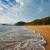 Image of dawn along Trinity Beach, Cairns, North Queensland, Australia