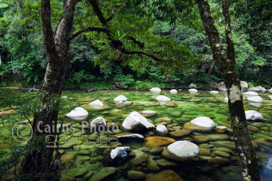 Image of Mossman Gorge, Daintree National Park, North Queensland, Australia