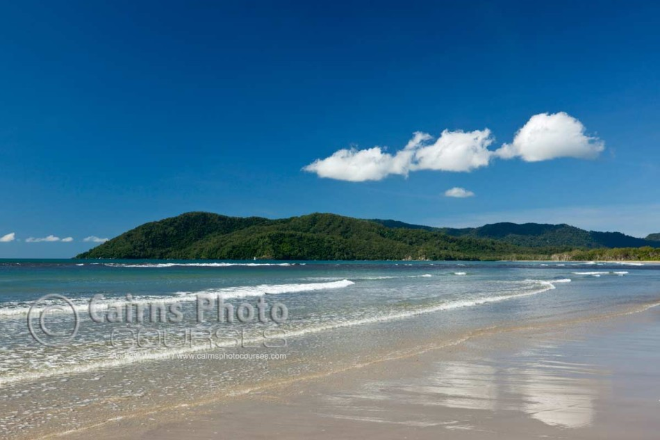 Image of Thornton Beach, Daintree National Park, North Queensland, Australia