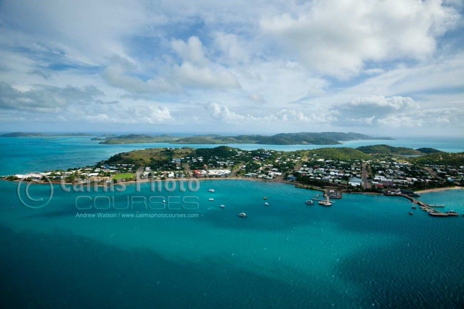 Image of Thursday Island in the Torres Strait, North Queensland, Australia